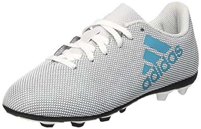adidas Unisex-Kinder Ace 17.4 Fxg Fußballschuhe, Schwarz (Core Black/Core Black/Utility Black), 35.5 EU