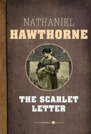 the use of imagery in nathaniel hawthornes the scarlet letter Get everything you need to know about nature in the scarlet letter  theme in  the scarlet letter, which you can use to track the themes throughout the work.