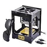 300MW-1 USB Mini Desktop DIY CNC Laser Gravierer Engraver Gravur Gravieren Schnitzen Schneiden Maschine Graviermaschine Drucker Laserdrucker