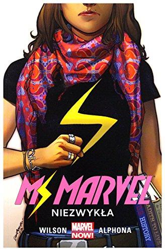Miss Marvel niezwykĹa (Tom 1) - G. Willow Wilson [KOMIKS]