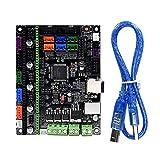 KINGPRINT Nouvelle carte contrôleur Smoothieware SKR V1.1 Carte contrôleur 32 bits pour imprimante 3D