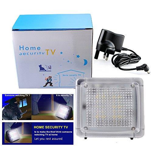 AUTOPDR Fake TV Crime Prevention Burglar Intruder Thief Deterrent Home Security Device