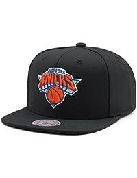 Mitchell & Ness New York Knicks Wool Solid NL99Z Snapback Cap Basecaps NBA Mens