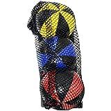 Eureka Acrobat 52475061 - Jonglierbälle, Outdoor Spielgerät, 120 g, 3 Stück