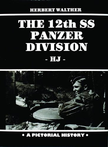 The 12th SS Panzer Division por Herbert Walther