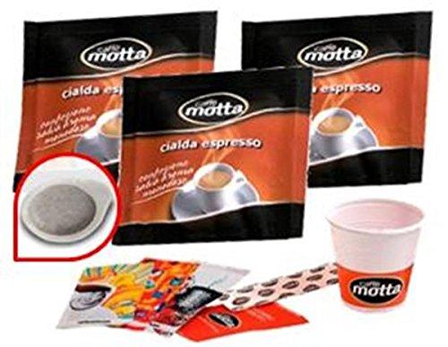 150-cialde-caffe-motta-filtro-in-carta-44-mm-con-kit-accessori-palette-zucchero-bicchieri