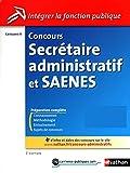 Image de Concours Secrétaire administratif et Saenes - Catégorie B
