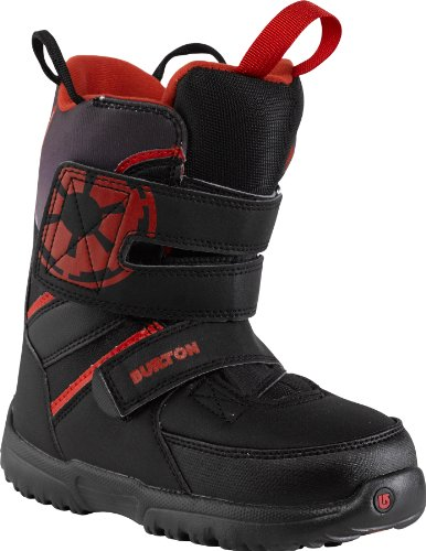 Burton Kinder Snowboardschuhe Snowboard Boots Darth Vader Grom, black, 5.0, 11549100