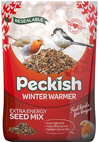 Peckish Creux Hiver Chaud Wild Bird de mélange de graines. 1.7 Kg
