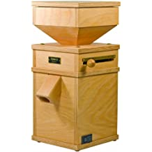 Hawos Queen 2 in Holz Getreidemühle 600 Watt, Mahlleistung 220 g/min