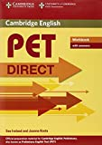 Pet direct. Workbook. With answers. Con espansione online. Per la Scuola media