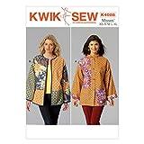 KWIK-SEW PATTERNS K4086 Misses' Jackets, All Sizes