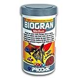 Prodac Biogran Medium - Granulos Para Peces Medios De Agua Dulce Y Marina 250ml 120gr