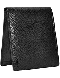 Black Genuine Leather Wallet of Tamanna Brand a4f362656471c