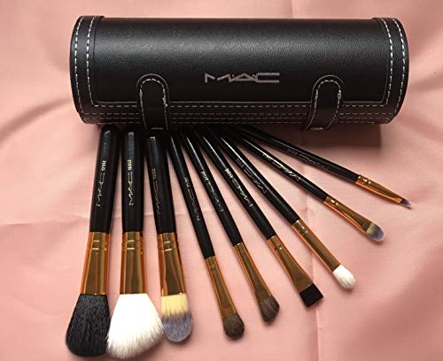 DAMENGXIANG 9 Makeup Brush Sets Professional Makeup Brushes Powder Brushes Foundation Brushes Make-Up Tools Eye Shadow Brushes Eyebrow Brushes.