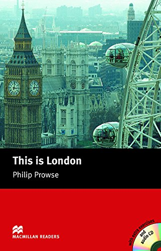 MR (B) This is London Pk: Beginner (Macmillan Readers 2006)