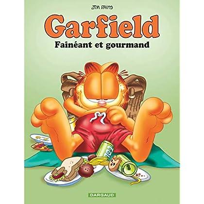 Garfield - tome 12 - Fainéant et gourmand