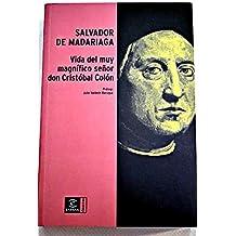 Vida del muy magnífico señor don Cristobal Colón (Orbitas)