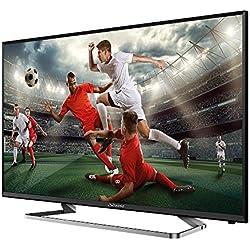 "Strong SRT 32HZ4013N Téléviseur HD LED TV 32"", 80cm (HDTV, HDMI, USB, Triple Tuner) noir"