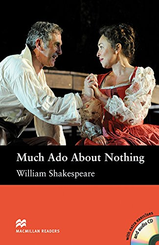 MR (I) Much Ado About Nothing Pk (Macmillan Readers 2010)