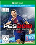 PES 2018, Pro Evolution Soccer, XBox One-Blu-ray Disc (Premium Edition)