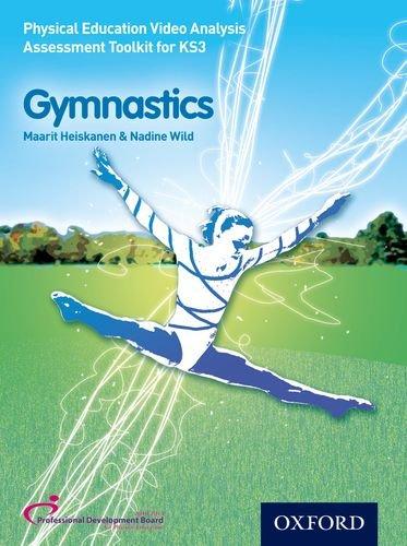 PE Video Analysis Assessment Toolkit: Gymnastics (Physical Education Video Analysis Assessment Toolkit for Ks3) por Maarit Heiskanen