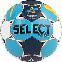 Select Ultimate Replica Mujer Cl Women de Balonmano, Todo el año, Color Blau Navy Gelb Gold, tamaño 2