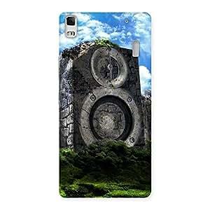 Gorgeous Speaker Of Rocks Back Case Cover for Lenovo A7000