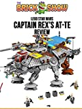 Review: Lego Star Wars Captain Rex's AT-TE Review [OV]