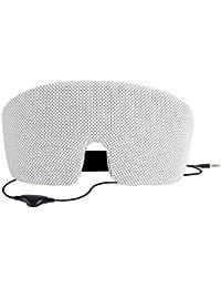 AGPTEK Masque des Yeux avec Ecouteur matériaux très douce pour dormir