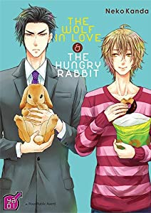 The Wolf in Love and the Hungry Rabbit Edition simple One-shot
