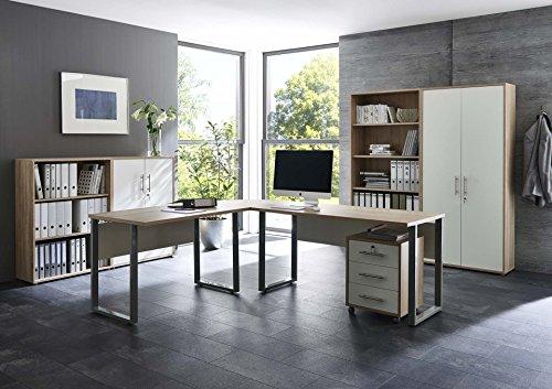 Arbeitszimmer Büromöbel komplett Set OFFICE EDITION (Set 1)