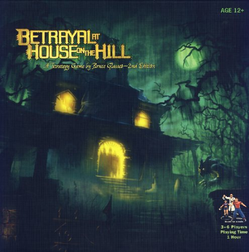 Preisvergleich Produktbild Wizards of the Coast TRUE 266330000 - Betrayal at House on the Hill