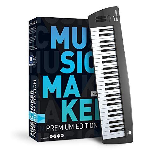 Music Maker - 2020 Control Edition - Mehr als nur ein Keyboard.|Control|Mehrere|Limitless|PC|Disc|Disc