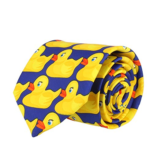 VIKINGS Krawatte Enten HIMYM 8 cm Rubber Duck