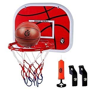 Dreamon Basketballkorb fürs Zimmer , Kinder Mini Basketball Korb Set mit Ball...