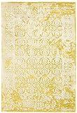 CarpetFine: Vintage Select Teppich 160x230 cm Gelb - Vintage
