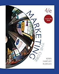 Marketing: The Core (Edition 4) by Kerin, Roger, Hartley, Steven, Rudelius, William [Paperback(2010¡ê?]