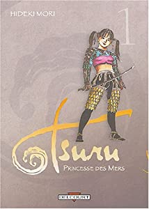 Tsuru, princesse des mers Edition simple Tome 1