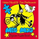 Meg and Mog Jigsaw Puzzle Book