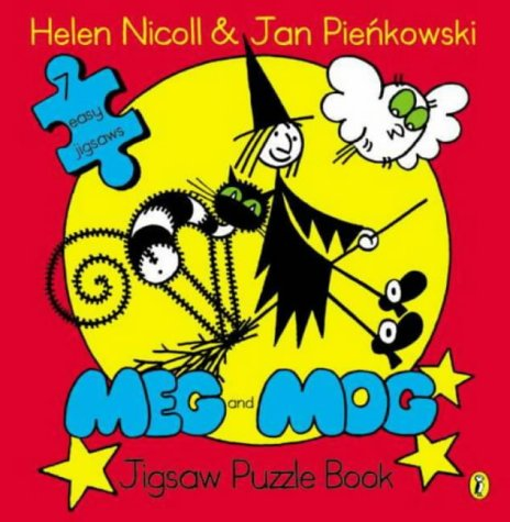 Meg and Mog : jigsaw puzzle book