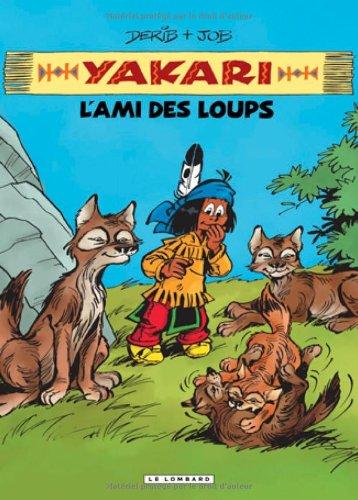Yakari, l'ami des animaux - tome 5 - Yakari, l'ami des loups