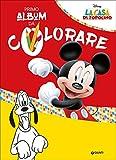 Scarica Libro La casa di Topolino Il mio primo album da colorare 1 (PDF,EPUB,MOBI) Online Italiano Gratis
