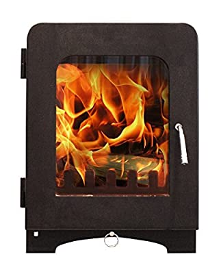 Saltfire ST2 Multifuel Woodburning Stove DEFRA Approved