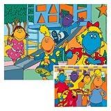 Ravensburger 09026 - Die bunte Spielewelt der Tweenies, 20 Teile
