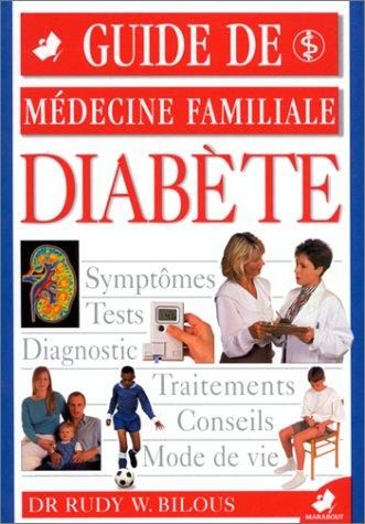 Diabète par Rudy W. Bilous