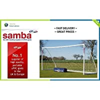Samba Goal 16ft x 7ft Match Football Goal For League Use