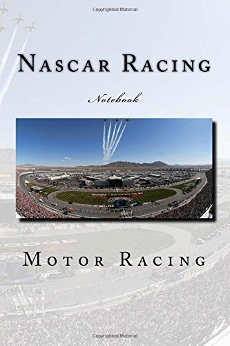 Nascar Racing: Notebook por Wild Pages Press