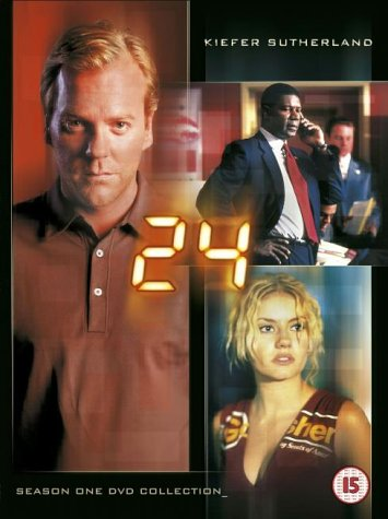 Click for larger image of 24: Season One DVD Collection [DVD]