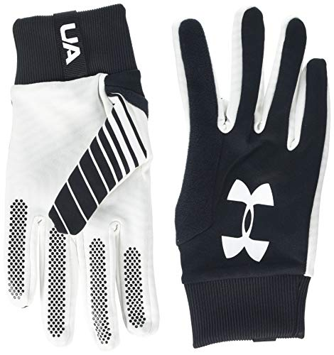 Under Armour Herren Field Player 2.0 Handschuhe, Schwarz, Medium